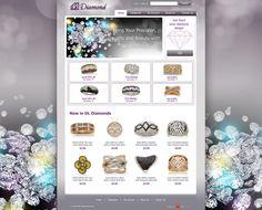 DL Diamond new website