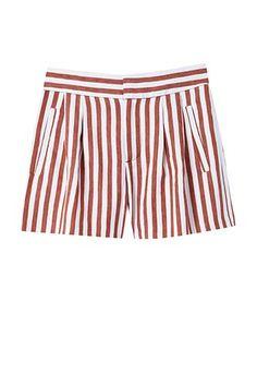 BERMUDAS CORTAS HOMBRE Mini, Cheer Skirts, Casual Shorts, Women, Fashion, Bermudas, Men's, Stripes, Closets