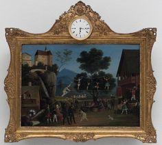 Clock, Home Decor, Places, Summer, Kunst, Watch, Decoration Home, Room Decor, Clocks