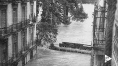 Se registraron precipitaciones superiores a los 100mm en un día y la mayor parte de ellas en tan solo una hora. Lluvias que marcaron para siempre la historia...
