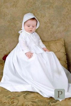 Christening gown. It says it's a boys but I think you could use it for a boy or girl.