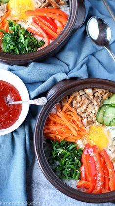 Bibimbap | Community Post: 20 Delicious Asian-Inspired Dishes That'll Put Your Usual Takeout To Shame