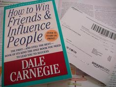 I had at least four people tell me to read this.  How to Make Friends and Influence People by Dale Carnegie