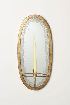 anthropologie artemis bow mirror
