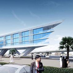 Radisson Blu Riyadh by Kieferle & Partner_KP 01/02_ Radisson Blu RICEC Business Hotel, the future business core and landmark of #Riyadh, a project by KP/ZAS nearby #kingabdulazizairport #KSA #saudiarabia. #design #architecture #ksadesign #riyadhdesign #futurehotelriyadh #ksaarchitecture #underconstruction #happening #saudihotels #saudihoteldesign #saudihotel