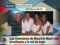 Las conexiones de Mauricio Macri con prostíbulos y la red de trata