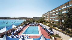 Melliha Bay Hotel in Malta, my first holiday with my first boyfriend and it was fab Malta Holiday, First Boyfriend, Cheap Holiday, Package Deal, Build Your Own, Building, Places, Outdoor Decor, Travel