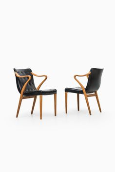 6657ff745 Axel Larsson armchairs model 1522 at Studio Schalling