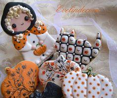biscotti di hallowen Evelindecora