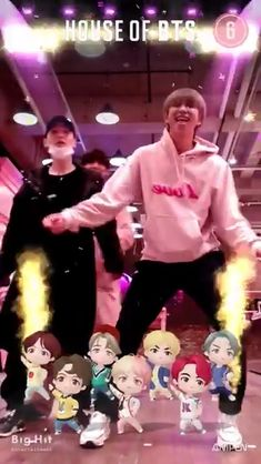Dance With BTS # 7 RM and J-HOPE's dance didn't come out at bulletproof night! Foto Bts, Bts Memes, Namjoon, Taehyung, J Hope Dance, Kpop Gifs, Bts Dancing, Boy Scouts, Les Bts
