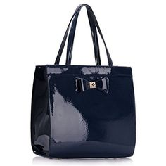 Womens Designer Bags Ladies Fashion Handbags Bow Faux Leather Celebrity Style