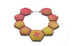 Noemie Doge - Football Necklace