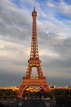 Torre Eifel, Paris, Francia