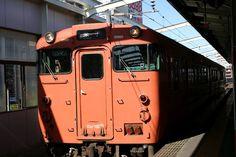 train / JR sainin line