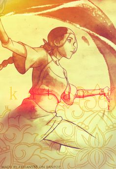 Katara - water - avatar-the-last-airbender Photo