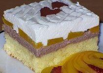 Valentýnské řezy Czech Recipes, Dessert Recipes, Desserts, Cheesecake, Treats, Sweet, Food, Tailgate Desserts, Cheesecake Cake
