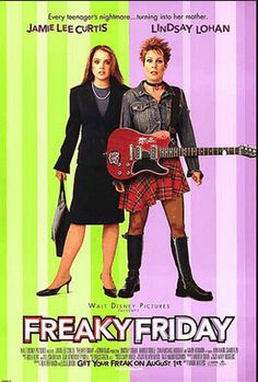 Why is Freaky Friday rated PG? The PG rating is for mild thematic elements and some languageLatest news about Freaky Friday, starring Jamie Lee Curtis, Lindsay Lohan, Mark Harmon and directed by . Teen Movies, All Movies, Great Movies, Movies To Watch, Movies Online, Awesome Movies, Childhood Movies, Good Funny Movies, Movies 2019