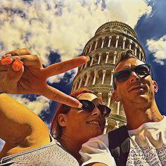 Ricordi destate. Summer memories.  @giorgina_fava #holiday #summer2017 #pisatower #happy #love #memories #vacanze #ricordi #estate2017 #pisa #toscana