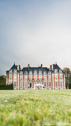 Ein Wochenende im Château - Hochzeit von Leonie und Steven in Noth (Frankreich)
