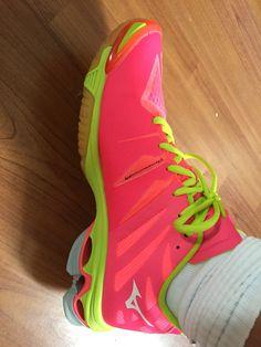 #volleyball shoes new season starts #mizuno