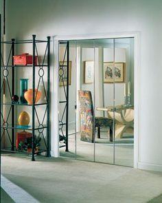 Mirror bi-fold doors @ home depot