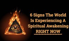 On the surface, it seems the world operates in constant chaos, but look for these 6 signs that prove the world is experiencing a spiritual awakening...