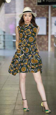 Shop Kuwala.co for the Apple Dress by Gitas Portal
