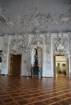 Audience Room W Rzburg Residenz Southern Imperial