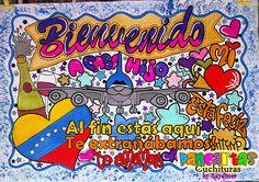 #pancartas #afiches #carteles #niños #detalles #regalos #aviones #SanCarlos #Cojedes #Venezuela #felizviaje #cuchiturasmanualidades #pancartascuchituras #pancartasbienvenido #pancartasdecumpleaños #pancartasbellas  #Pancartascoloridas #Pancartasoriginales #pancartasunicas #pancartasfullcolor #pancartaslindas #pancartasirrepetibles #pancartabienvenidoacasa Surprise Box Gift, Mandala, Diabetes Mellitus, Gifts, Jeans, Vestidos, Welcome Home Surprise, Welcome Home Banners, Birthday Banners