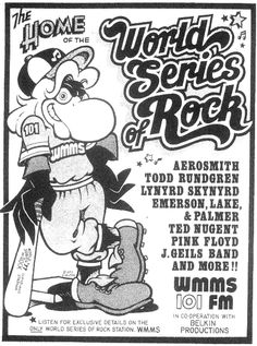 world series of rock cleveland - Google Search
