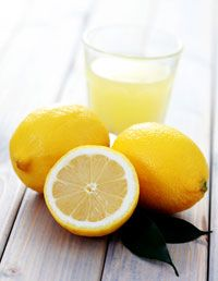 Facelift in your fridge!!  Combine two tbsp plain yogurt with one tbsp lemon juice.  Apply to face and neck and leave it on for 20-30 minutes (or up to one hour) for a lifting and firming effect. I've pinned a link to this article before; all the listed facials actually work.  Good stuff!