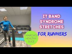 IT Band Stretches for Runners It Band Stretches, Stretches For Runners, It Band Syndrome, Running, Group, Board, Racing, Keep Running, Jogging