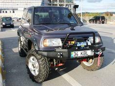 Suzuki Vitara Jlx, Sidekick Suzuki, Best Suv Cars, 4x4, Pickup Car, Grand Vitara, Offroad, Cool Cars, Samurai