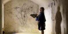 "Exclusivo: Descoberta Sala Secreta Com Obra de Arte ""Perdida"" de Michelangelo"