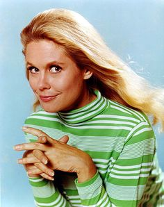 Elizabeth Montgomery Bewitched 1968