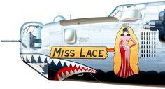 B-24 Miss Lace