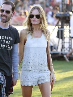 Kate Bosworth Topshop festival 1
