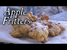 This Recipe For Simple, Delicious Apple Fritters Has Been Around Since 1767! – Dusty Old Thing