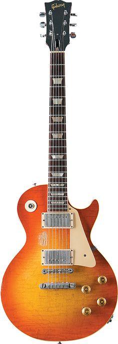 Gibson 1960 Les Paul Standard 'Warren' Burst