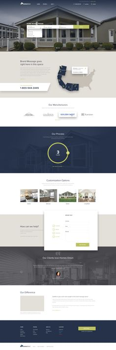Homes Direct by Greg Dlubacz for Designingit