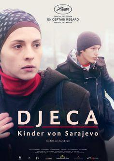 Filmtitel: DJECA Kinder von Sarajevo,  Titelschrift: Palatino Sans Bold,  http://www.fontshop.com/fonts/downloads/linotype/palatino_sans_com_bold/ot_tt?&fg=000000&bg=ffffff&sample_size=36&sample_text=DJECA%20Kinder%20von%20Sarajevo&ft=liga