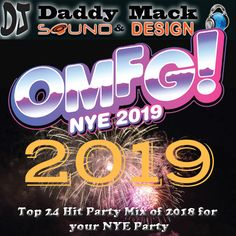 Jan 2019 party Remix by DJ Daddy Mack(c) 2019 Space Music, Nye Party, Sound Design, Wedding Dj, Vancouver Island, Daddy, Neon Signs, Top, Shirts