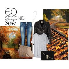 """""""60-Second Style: Walk in the Park"""" by rain-lover on Polyvore"""