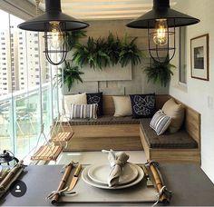 Enjoy the Four Seasons Outdoors with Glass Balcony Decoration - Decology - Home Decoration Ideas Blo Room Design, House, Small Spaces, Balcony Decor, Small Apartments, Home Decor, House Interior, Home Deco, Interior Design