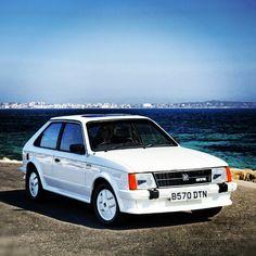 Vauxhall Astra GTE Mk1