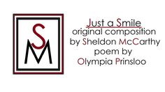 """Sheldon McCarthy - """"Just a Smile"""" (Original composition) Sheldon McCarthy (Born is a self-taught pianist that has been playing since the age of He i."""
