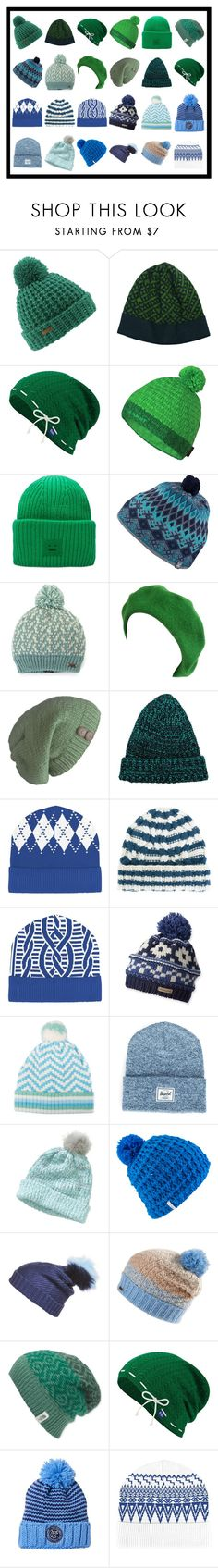 """""""More Beanies #4"""" by franceseattle ❤ liked on Polyvore featuring Coal, Versace, Keds, Mammut, Acne Studios, ibex, adidas, Laundromat, Opening Ceremony and Warm-Me"""