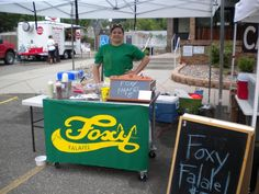 Foxy Falafel Food Truck