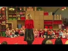 Vánoční besídka třídy kočiček 18.12.2012 - YouTube