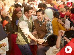 Celebrate 'Bhaihood' with Salman Khan and Sohail Khan in 'Naach Meri Jaan' from 'Tubelight'